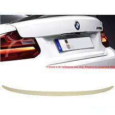 Lotka Lip Spoiler - BMW F22 14- PERFORMANCE (ABS) - GRUBYGARAGE - Sklep Tuningowy